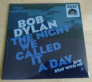 Bob Dylan The Night We Called It A Day, released for Record Store Day 2015